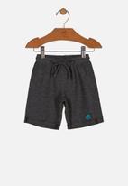 UP Baby - Boys sweat shorts - dark grey