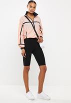 Missguided - Contrast seam windbreaker - pink