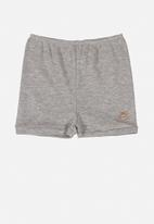 UP Baby - Boys shorts - grey