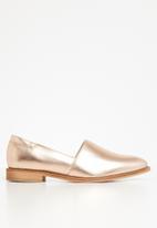 Superbalist - Jackie loafer - rose gold
