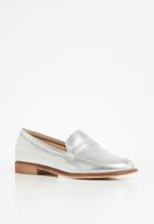 Superbalist - Carry loafer - silver