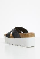 STYLE REPUBLIC - Lu slide - black