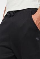 G-Star RAW - Premium type c sweatpants - black