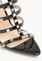 Public Desire - Sara stiletto heel - black