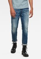 G-Star RAW - G-bleid slim fit elto pure stretch jeans - blue