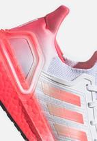 adidas Performance - Ultraboost 20 w - core black/copper met./signal pink
