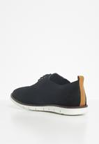 Pringle of Scotland - Sid sneaker - black