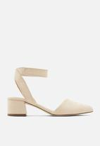 Call It Spring - Bethania heel - neutral