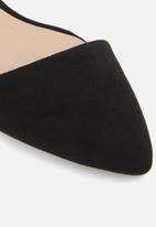 Call It Spring - Bethania heel - black