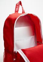 FILA - Backpack - red
