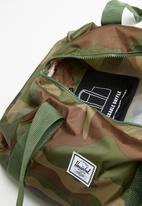 Herschel Supply Co. - Packable duffle - woodland camo