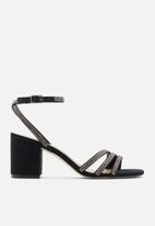 Call It Spring - Elliee heel - black