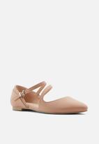 Call It Spring - Feross ballerina - dark beige