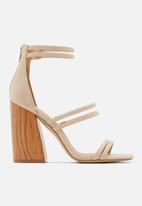 Call It Spring - Guven heel - beige