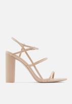 Call It Spring - Impressa heel - beige