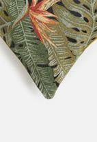 Hertex Fabrics - Bengali cushion cover - jungle