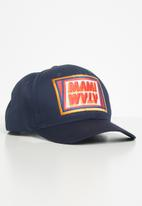 Mami Wata - Trucker mami cafe cap - navy