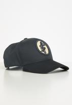 Mami Wata - Trucker mami oval cap - black