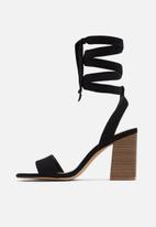 Call It Spring - Kimmii heel - black