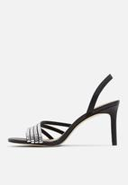 Call It Spring - Maleberry heel - black