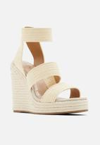 Call It Spring - Marichini wedge - cream