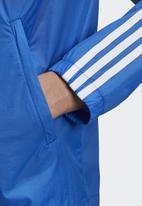 adidas Originals - Oyster track top - blue & white