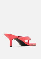 Call It Spring - Myla heel - pink