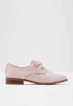 ALDO - Gemelli oxford - pink