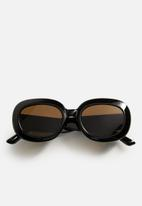 MANGO - Ella sunglasses - black