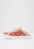 ALDO - Mariachi sneaker - red