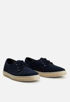 MANGO - Troquel shoes - medium blue