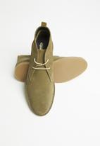 Grasshoppers - Lewis boot - khaki