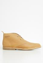 Grasshoppers - Lewis boot - whiskey