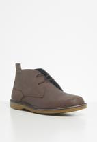 Grasshoppers - Trek boot - brown