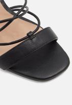 Call It Spring - Tinanova heel - black