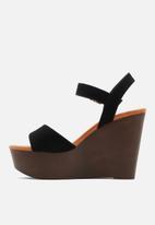 Call It Spring - Roraima wedge - black