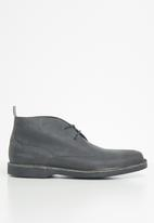 Grasshoppers - Treck boot - charcoal
