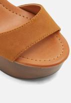 Call It Spring - Roraima wedge - brown