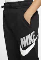 Nike - B nsw club + hbr pant - black