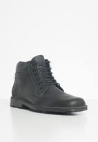 Grasshoppers - Searle boot - charcoal