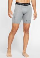 Nike - Nike np shorts - grey & black