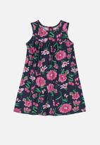 Bee Loop - Floral dress - multi
