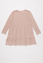 Superbalist - Tiered dress - pink