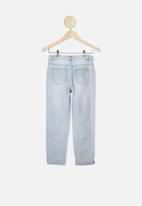 Free by Cotton On - Indiana jean - blue