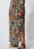Superbalist - Maxi shirt dress - multi