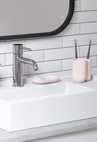 Umbra - Touch tooth brush holder - blush pink