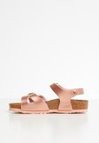 Birkenstock - Rio kids soft - rose gold