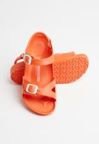 Birkenstock - Rio kids EVA scuba - orange