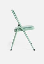 Storage Solutions - Folding chair - green