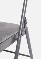 Storage Solutions - Folding chair - grey